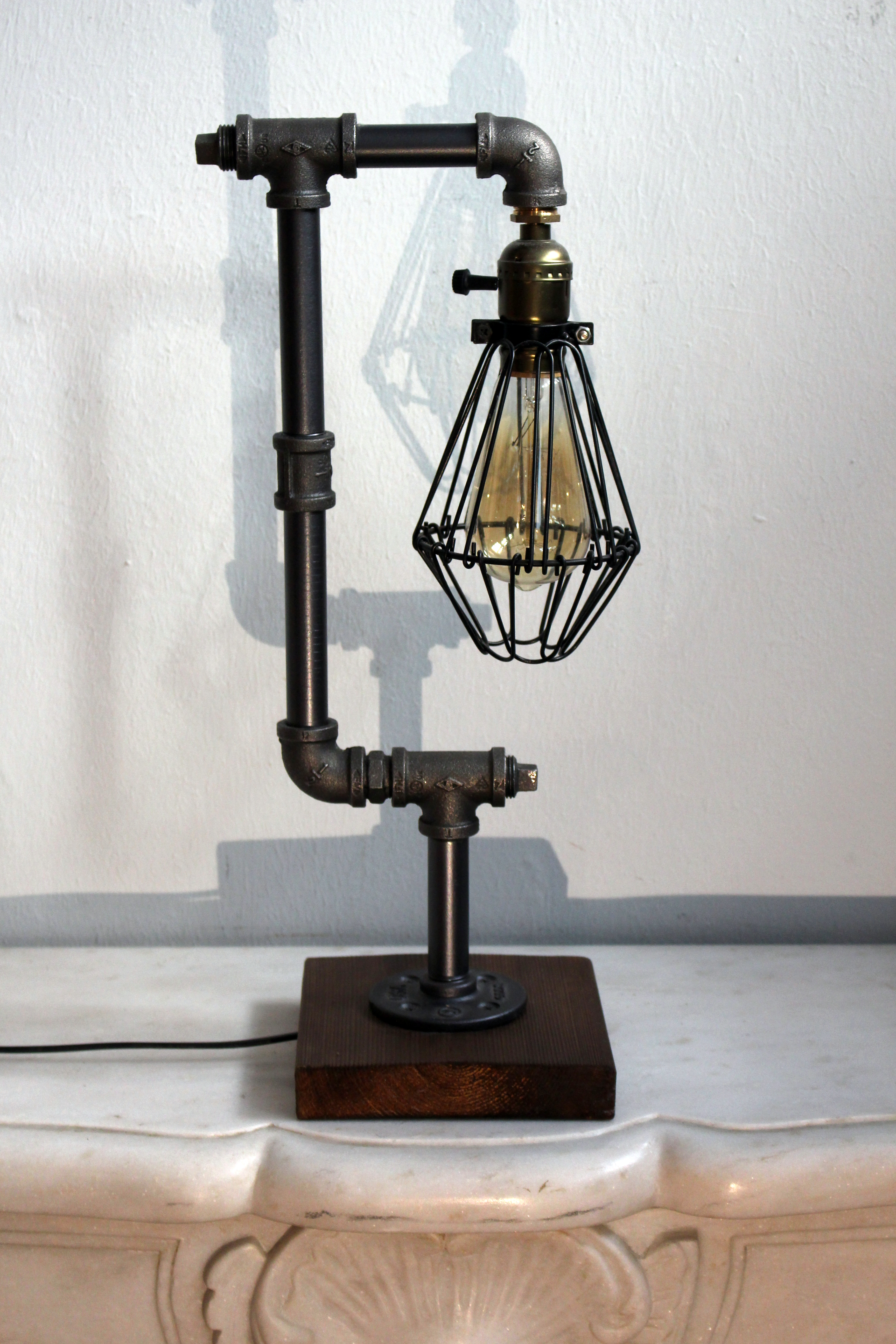 Wunderbar Industrie Style Galerie Von Lampe With Style.